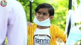 CHOTU DADA MASK WALA   छोटू दादा मास्क वाला   Khandesh Hindi Comedy   Chotu Comedy Video