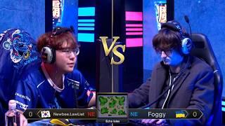 WGL 2018 1/4 с Майкером: lawliet vs  Foggy