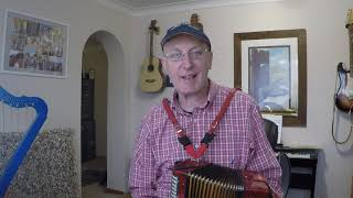 Mary's Boy Child - DG Melodeon Video Performance and Tutorial Clip