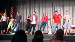 HCJ Teen Drama - Grease The Musical - Rock N Roll Party Queen