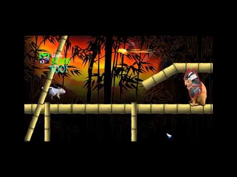Video of Ninja Hamster Rescue
