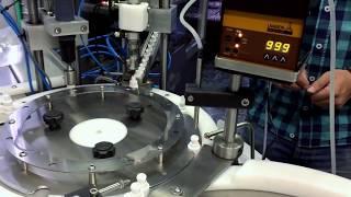 Bomba peristáltica programable MAXIFLOW para el dispensado continuo de líquidos en aplicaciones de l