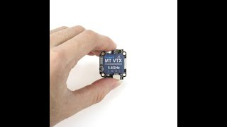 HGLRC Forward MT VTX Mini FPV Transmitter 5.8GHz PIT/25mW/100mW/200mW/ 400mW/600mW Switchable Built-