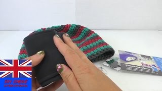 Diy Fleece Hat - How To Sew In A Fleece Liner In Hat Easy English Tutorial