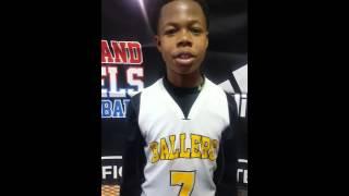 Marshall Mason | LR Ballers 12U MOP
