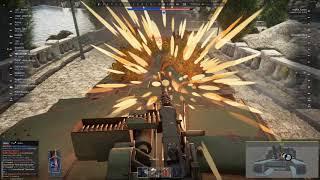 War Thunder [ไทย] M1 Abrams ใส่กูเป็นชุดเลยน่ะมึง!!!