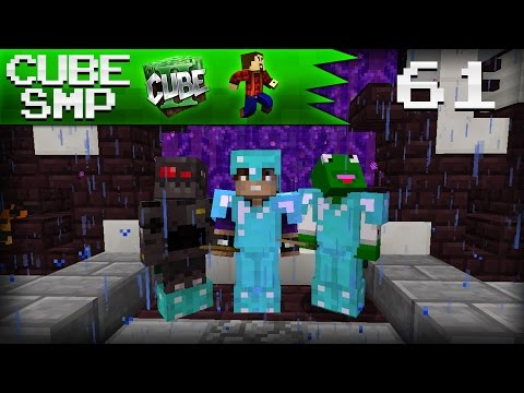 Minecraft Cube SMP: AUCTIONING PRIME REAL ESTATE! – Ep 61