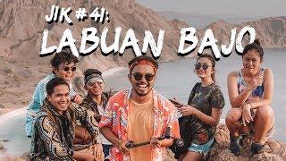 Jurnal Indonesia Kaya #41: Ke Labuan Bajo Bersama Pemenang Kuis Goresan Jejak 2 dan Plataran Cruise!