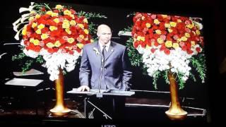 Best funeral speech ever