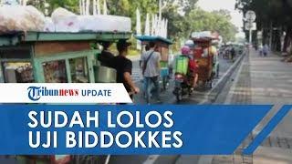 Ribuan Nasi Goreng yang Dibagikan Secara Gratis, Makanan Sudah Lolos Uji dari Tim Biddokkes