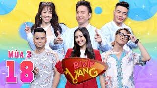 Bí Kíp Vàng Mùa 3   Tập 18: Dương Lâm, Hà Thu quyết tâm lấy hột gà giặt đồ bẩn và cái kết cười xỉu