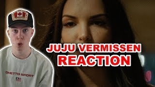 Juju Feat. Henning May   Vermissen (prod. Krutsch) REACTION