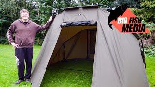 Karpfenangeln: Zelt, Liege und Stuhl. Was brauche ich?