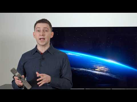"""Телевизор 65"""" A90J Sony BRAVIA XR 4K OLED Google TV 2021 видео 2"""
