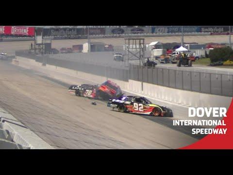 NASCAR ドライデン400(ドーバー国際スピードウェイ)レースハイライト動画