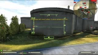 Battlefield 2 Dragon Valley glitch ;)