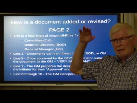 Document Control Training - YouTube