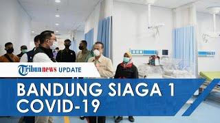 Siaga 1 Covid-19, Ridwan Kamil Larang Wisatawan Jakarta Wisata ke Bandung Raya hingga Sepekan