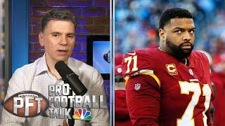 PFT Overtime: Zeke talks heating up, Trent Williams' absence   Pro Football Talk   NBC Sports