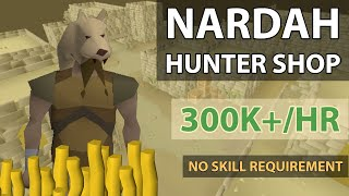 osrs hunter guide money making - TH-Clip