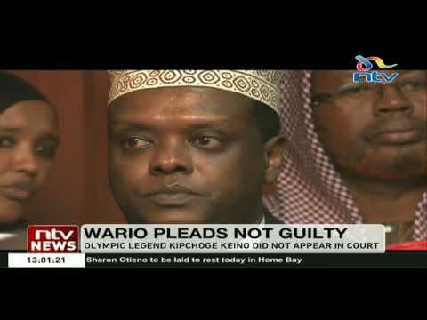 Ex-sports CS Wario freed on 1M cash bail, pre-trial set for November 16