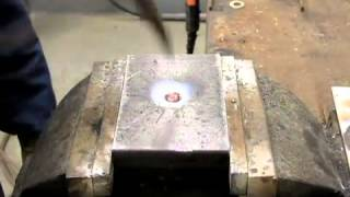 How to use Arc Welder to extract broken bolts, studs, and taps.