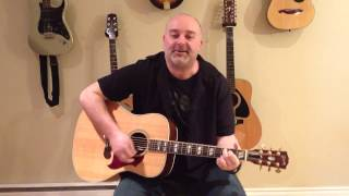 How to Play Tonight is a Wonderful Time - April Wine (cover) Easy 3 Chord Tune