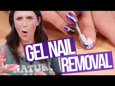 3 Ways to Remove Gel Nails At Home (Beauty Break)