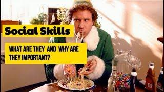 Social Skills  - What are Socials  Skills - Improving Social Skills
