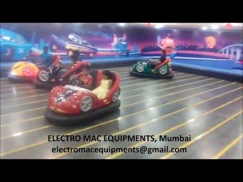 Amusement Ride Bumper Cars & Dashing Cars