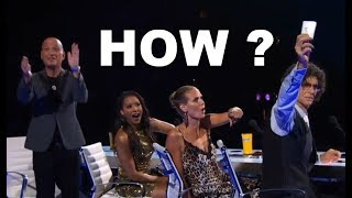6 *MIND BLOWING MAGICIANS* UNEXPECTED ACTS on AMERICA