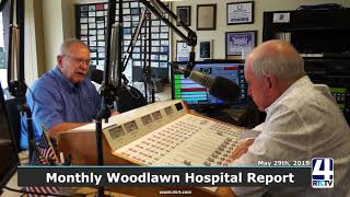 Woodlawn Hospital Report - 5-29-19