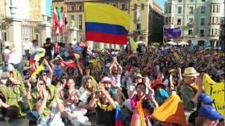preview picture of video 'Himno de la Pastoral Juvenil - Arquidiocesis de Bogotá'