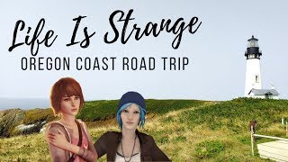 "My ""Life Is Strange"" Road Trip! || Oregon Coast"