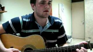 James Blunt - These Are the Words (Acoustic Cover)