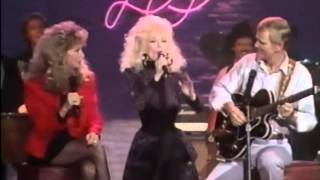 Dolly Parton  Guests - Oh Lonesome Me on The Dolly Show 1987/88 (Ep 8, Pt 12)