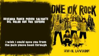 ONE OK ROCK – Listen (Feat. Avril Lavigne) [Sub Español + Kanji + Rom] HD