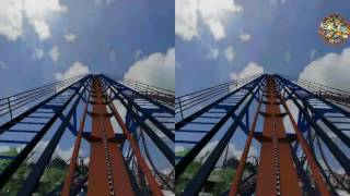 初次VR體驗——雲霄飛車,有VR眼睛的可以戴上呦!
