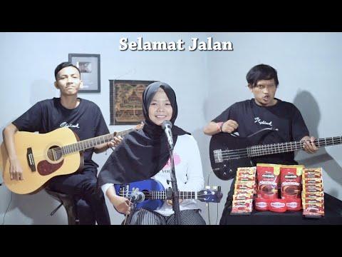 Tipe-X - Selamat Jalan Cover by Ferachocolatos ft. Gilang & Bala