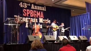 Carolina Blue Band - SPBGMA Bluegrass Band Competition 2017 (final round)