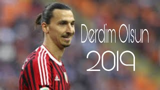 Zlatan Ibrahimovic-Derdim Olsun Kadehler Dolsun. (Goals and Skills)