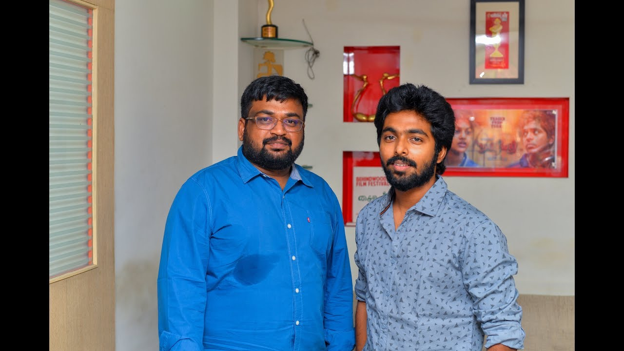 """""""I was not sure about doing BGM initially"""" - Open talk with GV Prakash"""