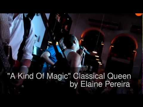 """A Kind Of Magic"" Classical Queen"