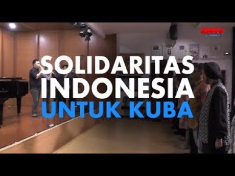Solidaritas Indonesia Untuk Kuba