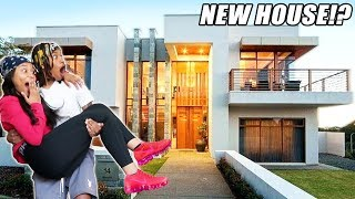 WE WENT HOUSE SHOPPING FOR OUR DREAM HOME!