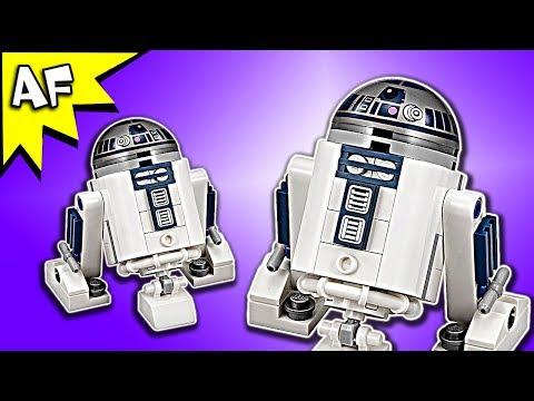Vidéo LEGO Star Wars 30611 : R2-D2 (Polybag)