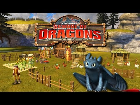 How To Train Your Dragon : SCHOOL OF DRAGONS - 'My First Dragon' (1)