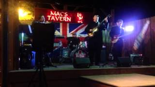 The British invaders Band We Gotta Get Out Of This Place