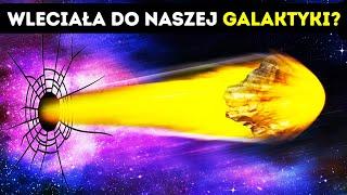 Potężna siła wystrzeliła gwiazdę z Drogi Mlecznej niczym z procy