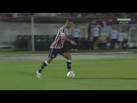 Assistência | RICARDO BUENO | 04.11.2017 - Brasileiro Série B | Santa Cruz 2 x 3 Náutico
